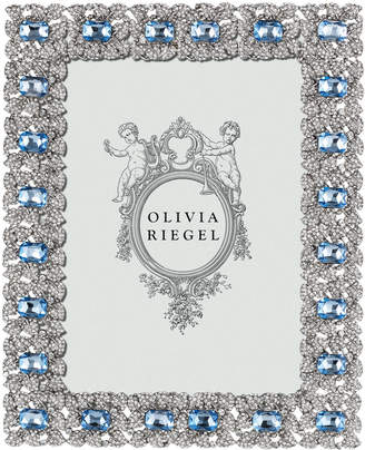 Olivia Riegel Pewter Genevieve Frame