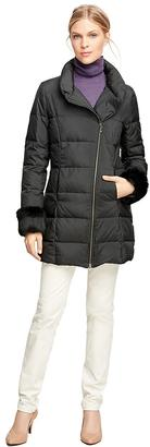 Quilted Puffer Coat $798 thestylecure.com
