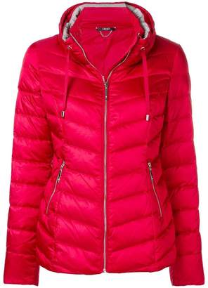 Liu Jo 'Elsa' quilted down jacket