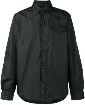 Aspesi chest pocket shirt jacket