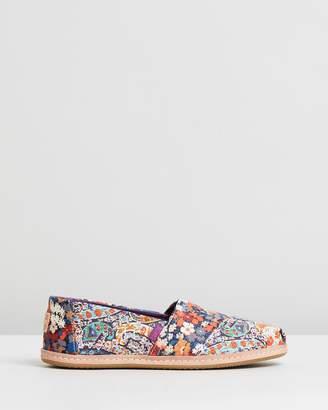 Toms Floral Liberty Fabrics Classics - Women's