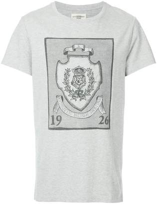 Kent & Curwen crest print T-shirt