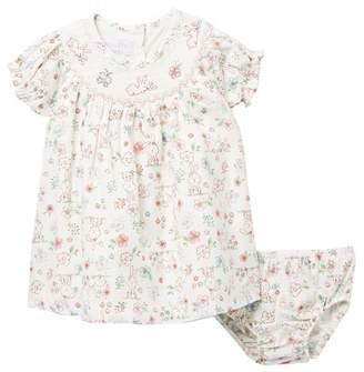 83828fd573f8 Iris   Ivy Raglan Bunny Dress (Baby Girls)