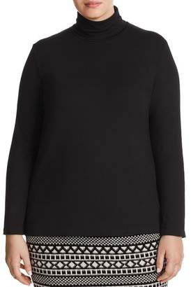 Marina Rinaldi Valter Turtleneck Top