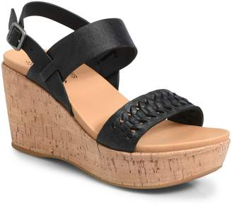 Kork-Ease Austin Braid Wedge Sandal