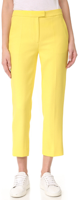 3.1 Phillip Lim Skinny Cropped Needle Pants $550 thestylecure.com