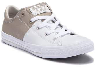 Converse Chuck Taylor All Star Madison Metallic Leather Sneaker (Little Kid & Big Kid)