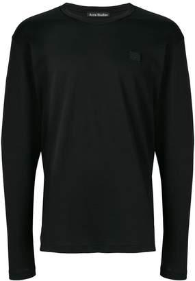Acne Studios Nash L Face T-shirt