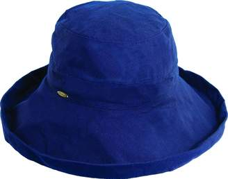 Dorfman Pacific Scala Hats Women's Summer Sun Hat