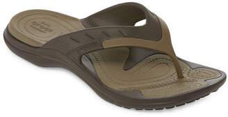 Crocs Mens Modi Strap Sandals
