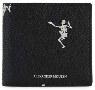 Alexander McQueen Dancing Skeleton Leather Bi