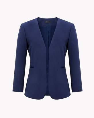 Theory Good Wool Clean Blazer