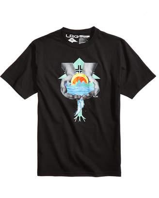Lrg Men's In His Hands Graphic-Print T-Shirt