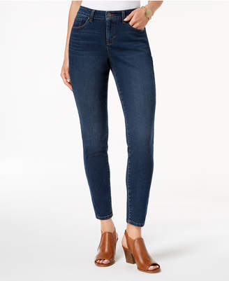 Style&Co. Style & Co Curvy Tummy-Control Skinny Jeans, Created for Macy's