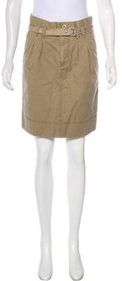 Marc by Marc Jacobs Belted Knee-Length Skirt
