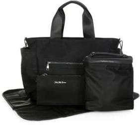 Saks Fifth Avenue Layette Nylon Diaper Bag