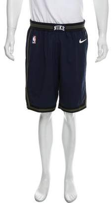 Nike Knit Athletic Shorts