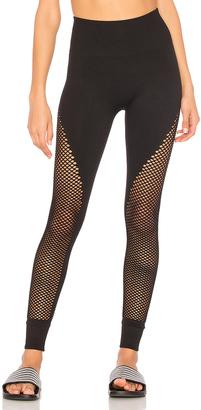 IVY PARK Mesh Legging $62 thestylecure.com