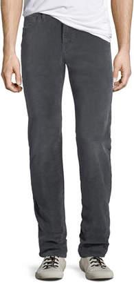 7 For All Mankind Men's Slimmy 5-Pocket Velvet Pants