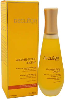Decleor Unisex 3.3Oz Aromessence Encens Nourishing Rich Body Oil