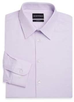 Emporio Armani Modern Fit Long Sleeve Dress Shirt
