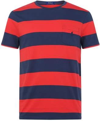 Polo Ralph Lauren Block Stripe T-Shirt