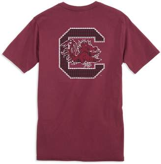Southern Tide Skipjack Fill T-Shirt - University of South Carolina