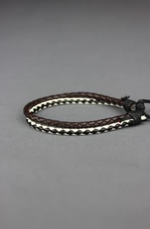Refinement Clothing Co. The Checkmate Bracelet