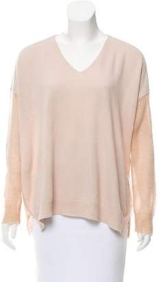 Inhabit Cashmere-Blend Sweater