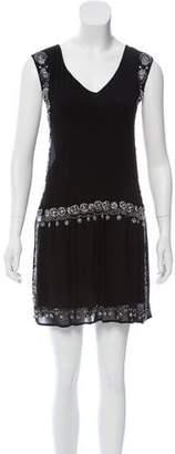 Gryphon Embellished Daisy Dress