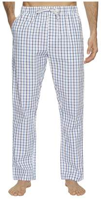 Nick Graham Mini Windowpane Lounge Pants Men's Underwear