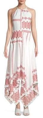 Joie Milanira Halter Maxi Dress