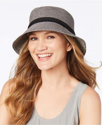 Nine West Packable Microbrim Hat