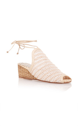 Marcela B. Knit Sandal