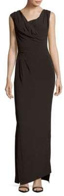 Vivienne Westwood Draped Sleeveless Long Dress