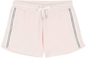Zoe Karssen Zips Sweat Shorts