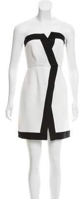 Rachel Zoe Mini Strapless Dress w/ Tags