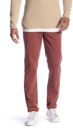 WALLIN & BROS Stretch Twill Chino Pants - 30-34 Inseam