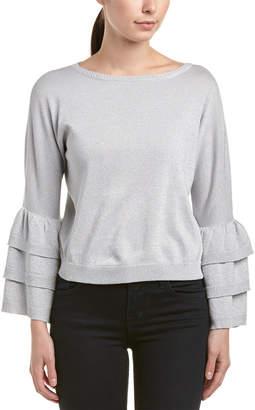 Endless Rose Ruffle Sweater