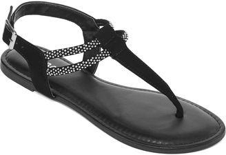 Bamboo Aveno T-Strap Sandals $24.99 thestylecure.com