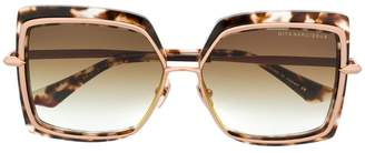Dita Eyewear oversized square sunglasses