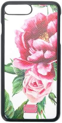 Dolce & Gabbana (ドルチェ & ガッバーナ) - Dolce & Gabbana iPhone 7/8 Plus フローラルカバー
