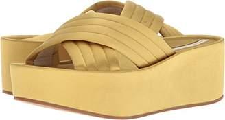 Kenneth Cole New York Women's Damariss Platform X-Band Slip Slide Sandal