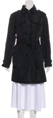 Dolce & Gabbana Knee-Length Trench Coat