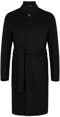 Acne Studios Black Wool And Cashmere