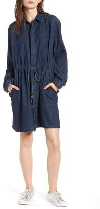 AG Jeans Pause Parka Denim Dress