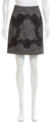 Dolce & Gabbana Lace-Accented Mini Skirt w/ Tags