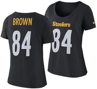 974518c5 Nike Women Antonio Brown Pittsburgh Steelers Player Pride 3.0 T-Shirt