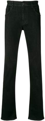 Prada five pocket tapered jeans