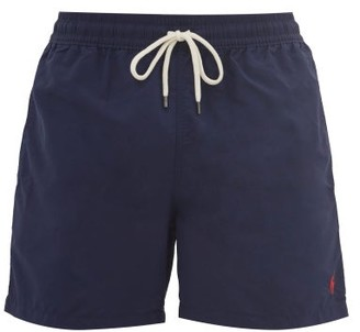 Polo Ralph Lauren Block Colour Swim Shorts - Mens - Navy